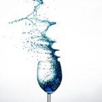 Glas splash – Shooting